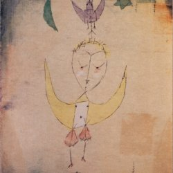 Paul-Klee-Angelus-Descendens