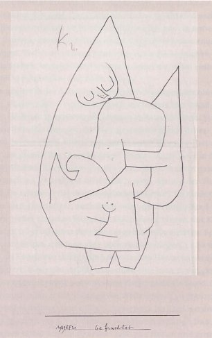 Paul Klee Engel befruchtet