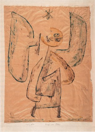 Paul Klee Engel vom Stern