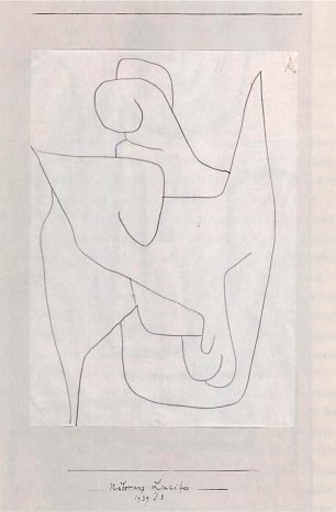 Paul Klee Naeherung Lucifer