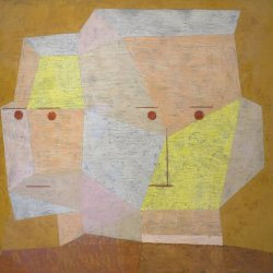 Paul-Klee-Two-Heads