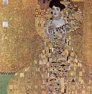 Gustav Klimt Adele Bloch Bauer Wandbilder