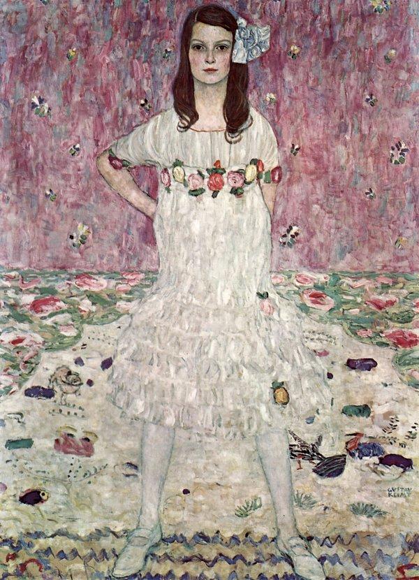 Gustav Klimt Maeda Primavesi