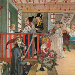 Carl-Larsson-A-Day-of-celebration