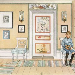 Carl-Larsson-In-the-Corner