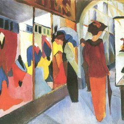 August-Macke-Modegeschaeft