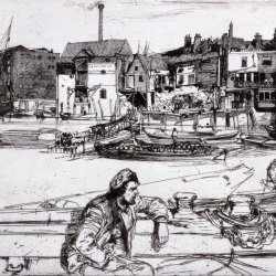 James-McNeil-Whistler-Black-Lion-Wharf