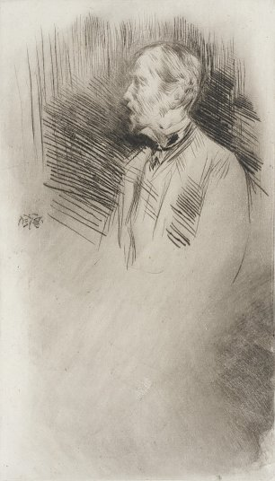 James McNeil Whistler Lord Wolseley