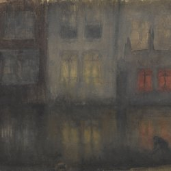James-McNeil-Whistler-Nocturne-Black-and-Red-Back-Canal-Holland