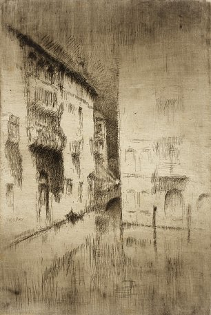 James McNeil Whistler Nocturne Palaces