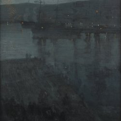 James-McNeil-Whistler-Nocturne-in-Blue-and-Gold-Valparaiso