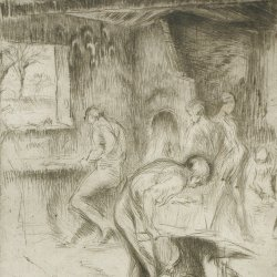 James-McNeil-Whistler-The-Little-Forge