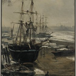 James-McNeil-Whistler-The-Thames-in-Ice
