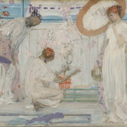 James-McNeil-Whistler-The-White-Symphony-Three-Girls
