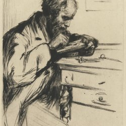 James-McNeil-Whistler-The-Wood-Engraver-by-J-A-McN