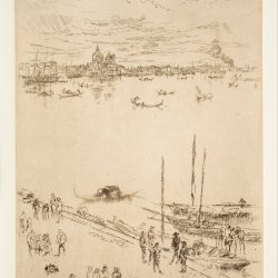 James-McNeil-Whistler-Upright-Venice-from-the-Twenty-Six-Etchings