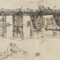 James-McNeil-Whistler-old-puttney-bridge