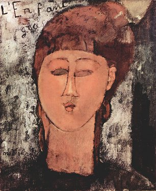 Amedeo Modigliani L enfant gras