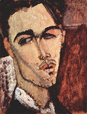Amedeo Modigliani Portrait des Celso Lagar