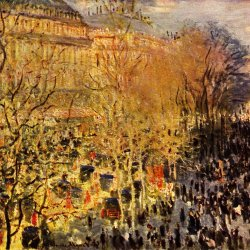 Claude-Monet-Boulevard-des-Capucines-in-Paris