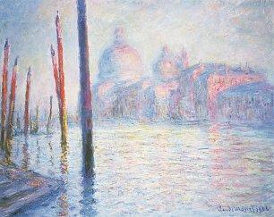 Claude Monet Canal Grande Wandbilder