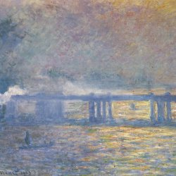 Claude-Monet-Charing-Cross-Bridge