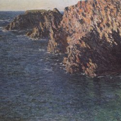 Claude-Monet-Grotte-De-Port-Domois