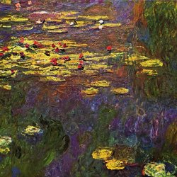 Claude-Monet-Nympheas