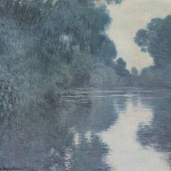 Claude-Monet-Seine-Arm-bei-Giverny