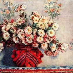 Claude-Monet-Stillleben-mit-Chrysanthemen