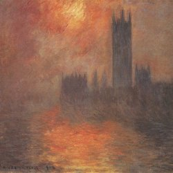 Claude-Monet-die-Houses-of-Parliament-Sonnenuntergang
