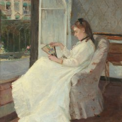 Berthe-Morisot-The-Artists-Sister-at-a-Window