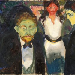 Edvard-Munch-Jelousy