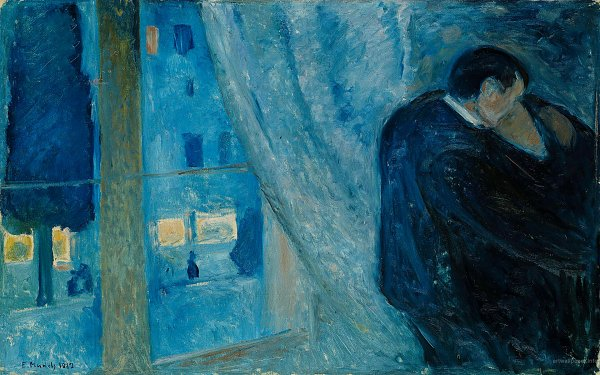 Edvard Munch Love