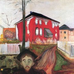 Edvard-Munch-Red-Virginia-Creeper