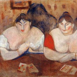 Edvard-Munch-Rose-and-Amelie
