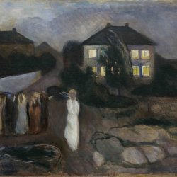 Edvard-Munch-The-Storm