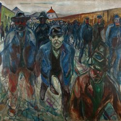 Edvard-Munch-Workers-on-their-way-home