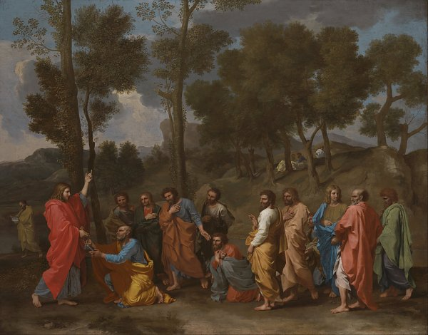 Nicolas Poussin The Sacrament of Ordination