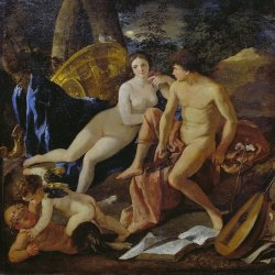 Nicolas-Poussin-Venus-and-Mercury