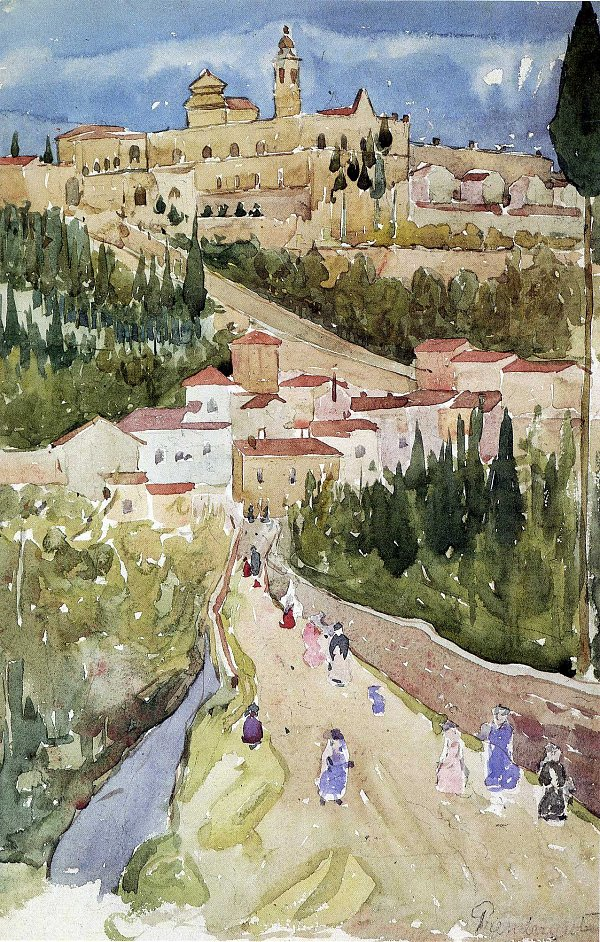 Maurice Prendergast assisi