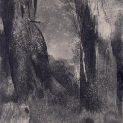 Odilon-Redon-The-Trees