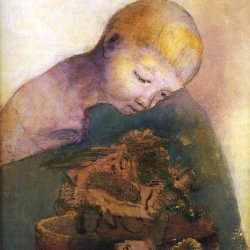 Odilon-Redon-cup-of-cognition