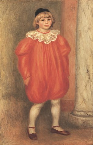Auguste Renoir Der Clown
