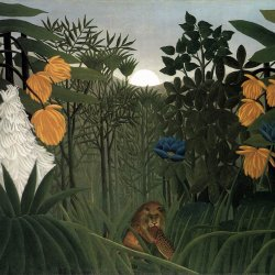 Henri-Rousseau-The-Repast-o-the-Lion