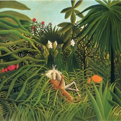 Henri-Rousseau-jaguar-attacking-a-horse