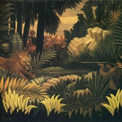 Henri-Rousseau-the-lion-hunter