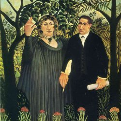 Henri-Rousseau-the-muse-inspiring-the-poet