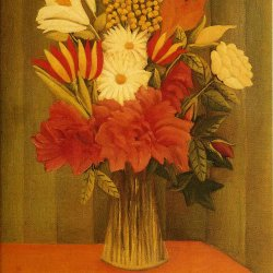 Henri-Rousseau-vase-of-flowers