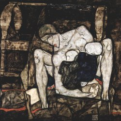 Egon-Schiele-Blinde-Mutter-oder-Die-Mutter